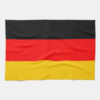 Kitchen towel Germany flag