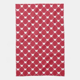 Kitchen Towel/Hearts Hand Towels
