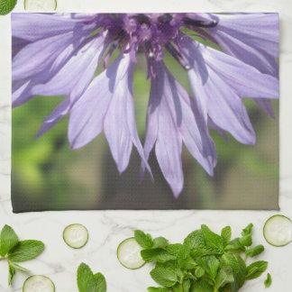 Kitchen Towel - Lilac/Purple Bachelor's Button
