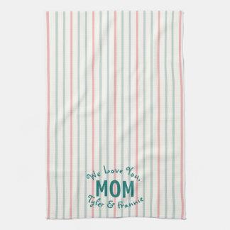 "Kitchen Towel ""Sweet Stripes"""