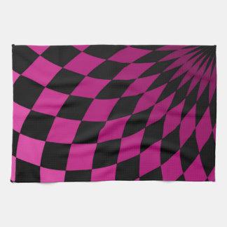 Kitchen Towel - Wonderland Floor