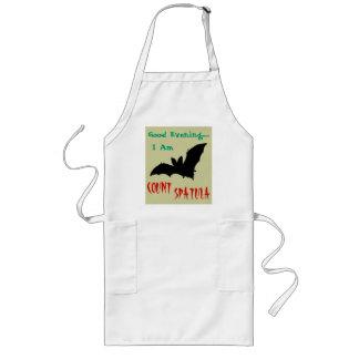 Kitchen Vampire Long Apron