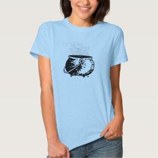 Kitchen Witch - Bubble Bubble Shirt