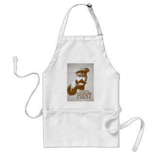Kitchener - it s rude to point aprons