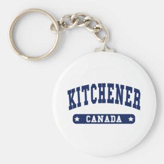 Kitchener Key Ring