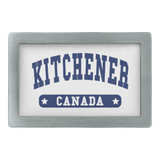 Kitchener Rectangular Belt Buckles