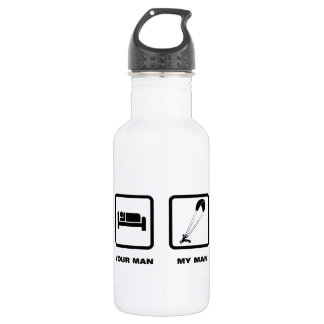 Kite Buggying 532 Ml Water Bottle