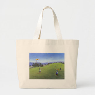 Kite Festival Large Tote Bag