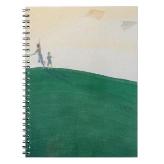 Kite Flying 2000 Notebook