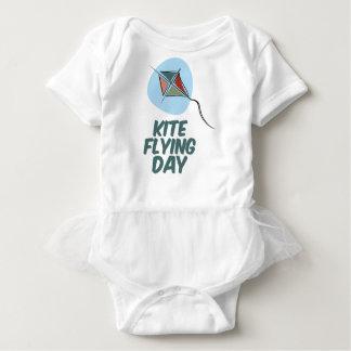 Kite Flying Day - 8th February Baby Bodysuit