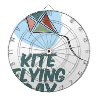 Kite Flying Day - 8th February Dartboard