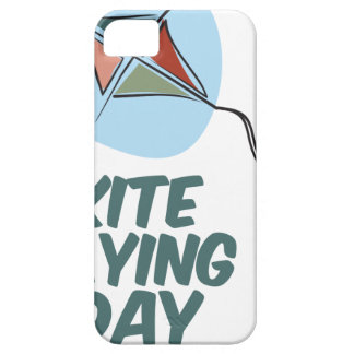 Kite Flying Day - 8th February iPhone 5 Cases