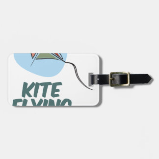 Kite Flying Day - 8th February Luggage Tag