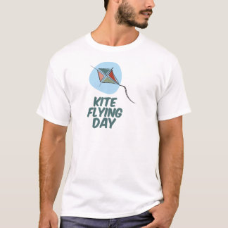 Kite Flying Day - 8th February T-Shirt