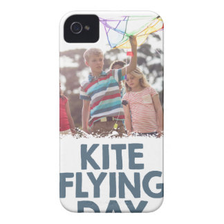 Kite Flying Day  - Appreciation Day iPhone 4 Cover