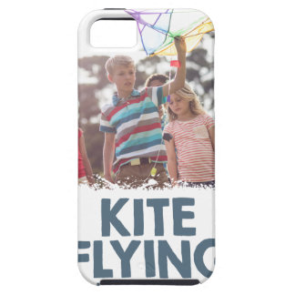 Kite Flying Day  - Appreciation Day iPhone 5 Covers