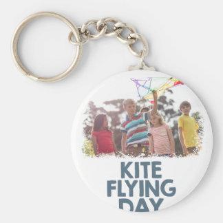 Kite Flying Day  - Appreciation Day Key Ring