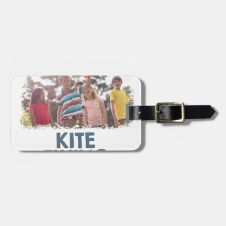 Kite Flying Day  - Appreciation Day Luggage Tag