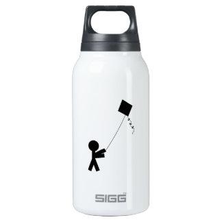 Kite Flying Insulated Water Bottle