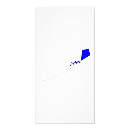 Kite Flying Personalized Photo Card
