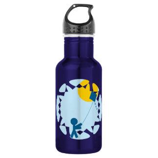 Kite Fun 532 Ml Water Bottle