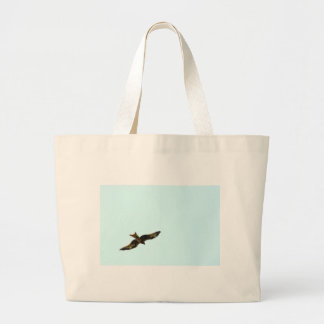 KITE HAWK QUUENSLAND AUSTRALIA ART EFFECTS LARGE TOTE BAG