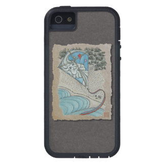 Kite & Mr. North Wind iPhone 5 Covers