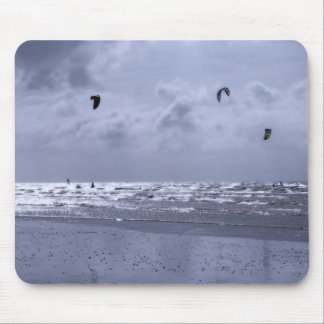 Kite Surfing Mouse Pad
