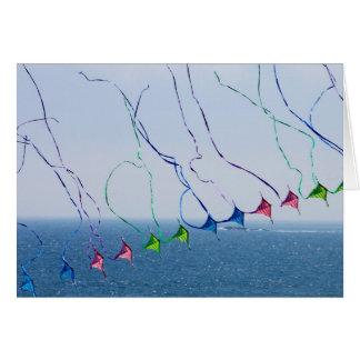 Kite Tails 5x7 Card