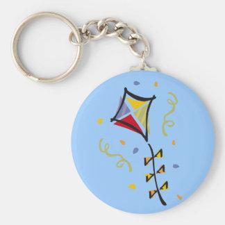 Kite Tshirts and Gifts Key Ring
