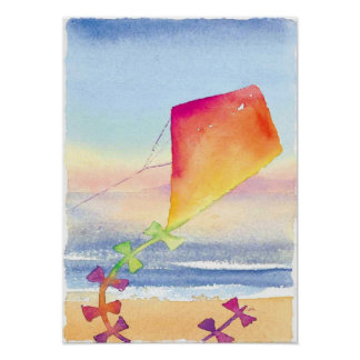 kite wall art