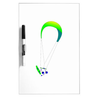 Kiteboarding - Kitesurfing Dry-Erase Whiteboards