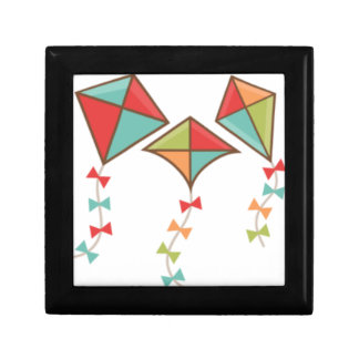 Kites  colorful gift box