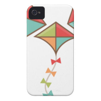 Kites  colorful iPhone 4 cover