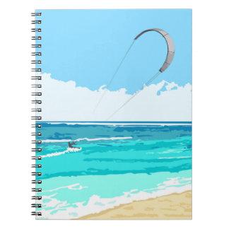 Kitesurf Notebook