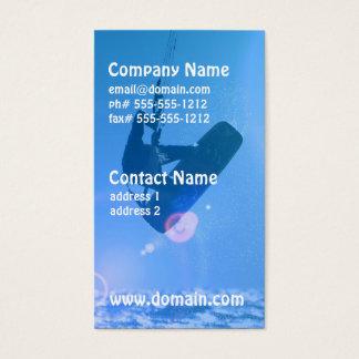 Kitesurfing Air Business Card