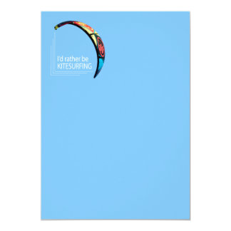 Kitesurfing Card