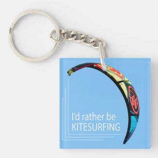 Kitesurfing Key Ring