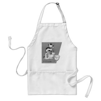 Kitsch Vintage Appliance 'The Mixer' Standard Apron