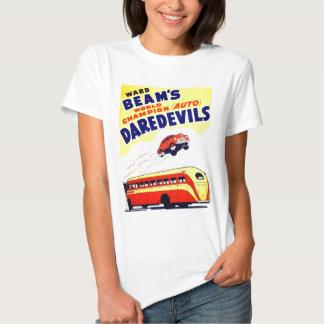 Kitsch Vintage Auto Daredevils Shirts