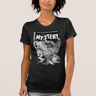 Kitsch Vintage Comic Book Mister Mystery T-Shirt