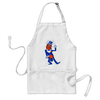 Kitsch Vintage Drunk Hot Dog Aprons