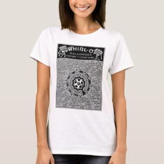 Kitsch Vintage Halloween 'Whirl-O Game' T-Shirt