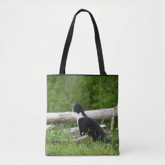 Kitten Adventures Tote Bag