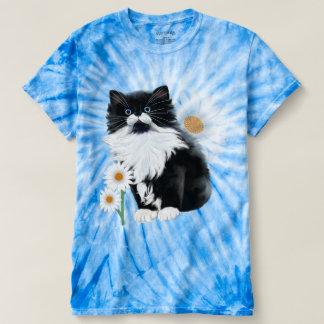 Kitten and Daisy T-Shirt