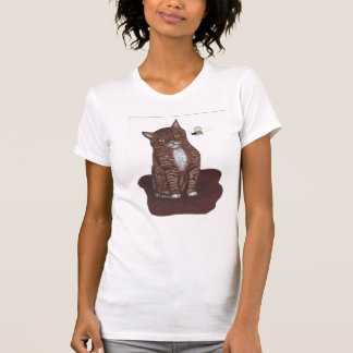 Kitten and Wasp T-Shirt
