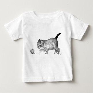 Kitten and Yarn Kids t-shirt