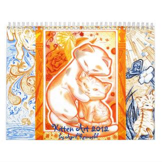 Kitten Art 1012 Calendar