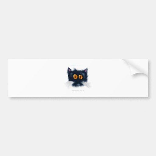 Kitten Critter Bumper Stickers