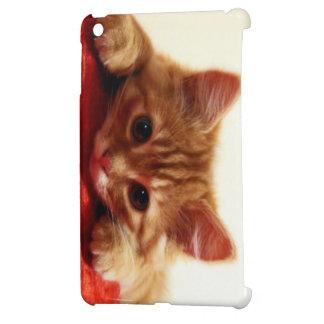 kitten design iPad mini cover